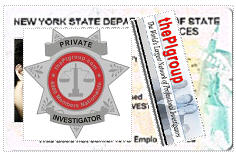 New York private investigator license exam